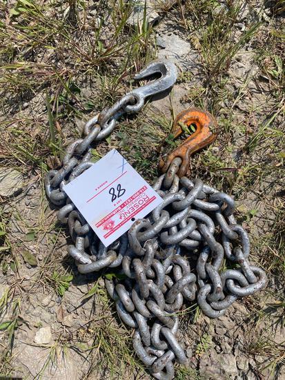 Logging Chain w/ Hooks