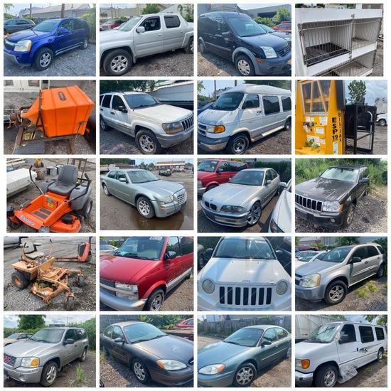 Vehicles, Parts Cars, Day Drivers, Landscape/More