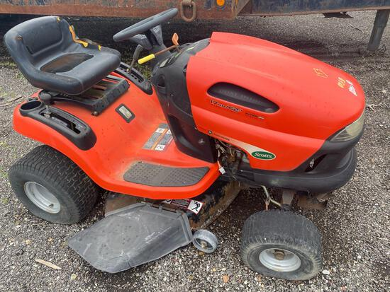 Scotts 17hp/42in Riding Lawn Mower