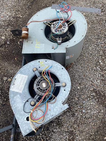 (2) Electric Blower Units