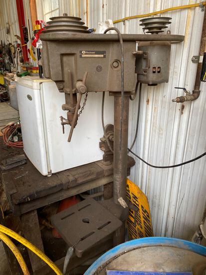 Rockwell 15-081 Drill Press
