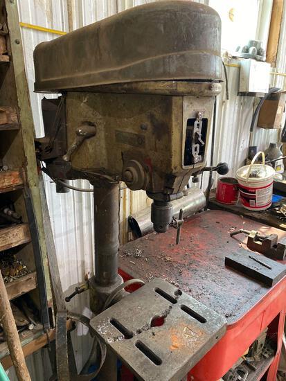 Rockwell 8591 Drill Press