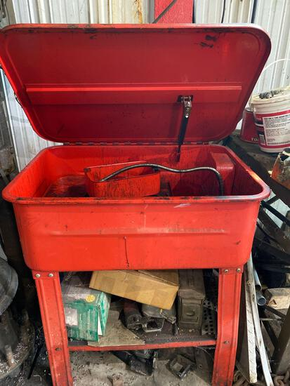 Metal Parts Washer