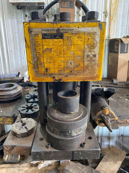 Weatherhead Co Air Powered Hydraulic Hose Repair Set