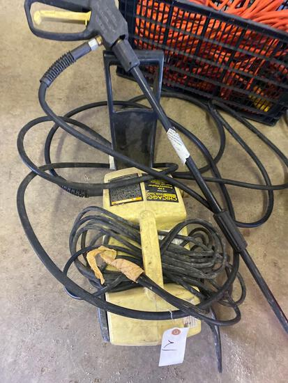 CE 2 hp Electric Power Washer