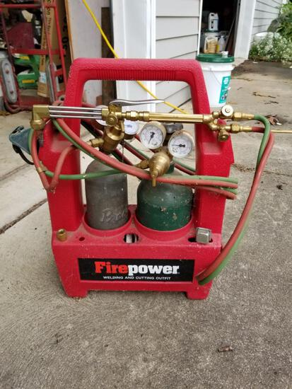 Firepower Welding and Cutting Outfit