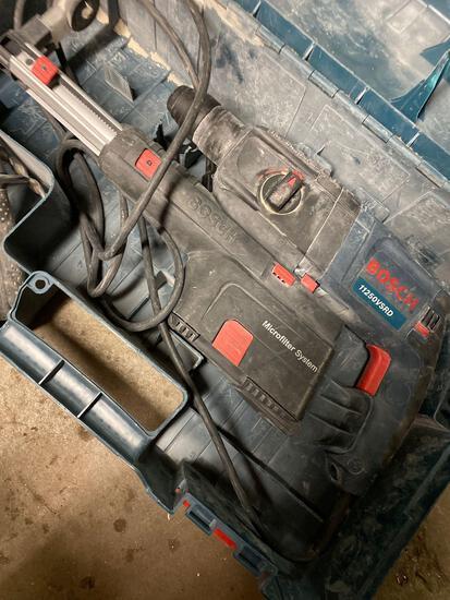Bosch 11250VSRD Hammer Drill