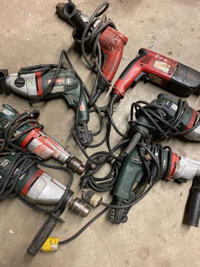 Lot of Combo drills