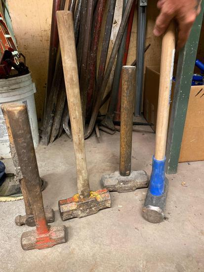 Lot for Sledgehammers