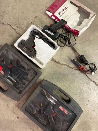 Soldering equipment
