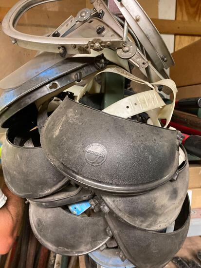 Misc. Helmets and Safety Gear