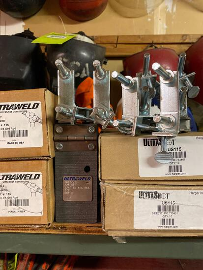 115/ Hargar Exothermic Mold Making Equipment