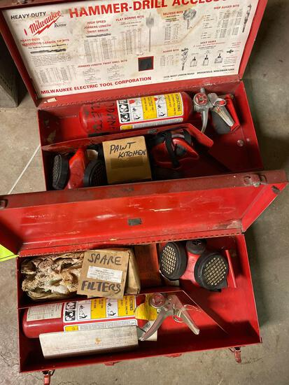 Welding safety kits