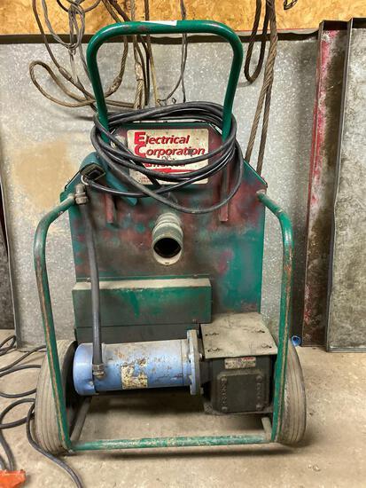 Greenlee 555 electric conduit bender
