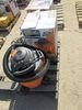2 Ridgid Shop Vacs, Husky Air Compressor