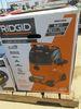 Ridgid Shop Vac,Mailbox, Anvil Air Compressor,Stinger Shop Vac, Husky Tool Set