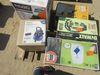 Ridgid Shop Vac,Anvil Air Compressor,Mailbox,Dewalt Jumper,Dewalt Dual Speed Framing Nailer Kit
