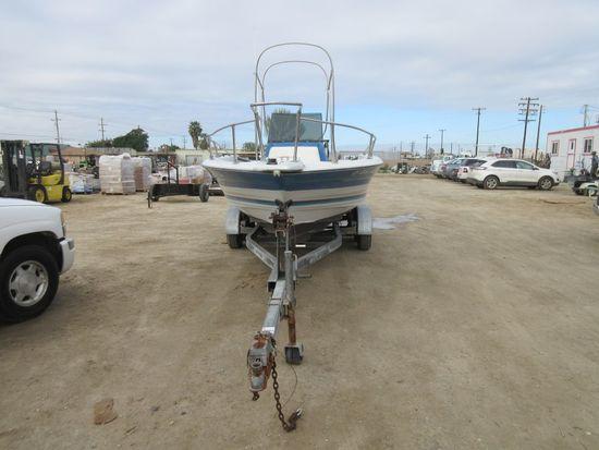 1987 Bayliner Boat