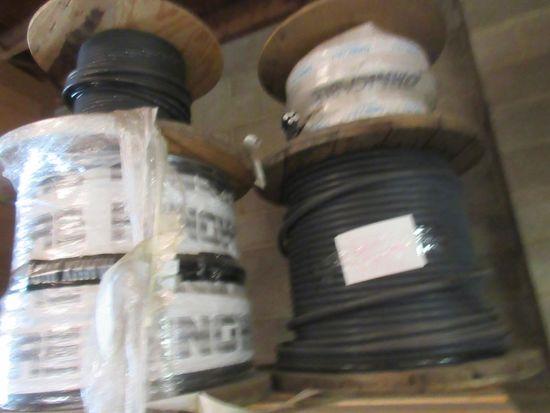 Pallet 500 Alum Cable