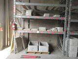 Rack of Culvert Box Lids