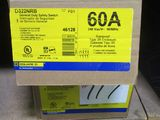 2 Boxes 60 AMP Safety Switch