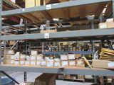 2 Shelfs Wall Covers,Wiring,Plugs,Bracket Mounts,3Port Frame,Misc
