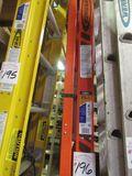 Swerner 8' Folding Ladder