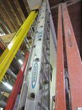 24' Alum Ext Ladder