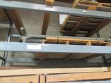 2 Rows- Angle Track, Galvanized Pipe, Anchor Bolts