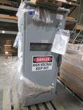 Power ControlHigh Voltage Cabinet