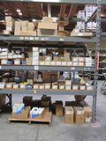 Light Bulbs, Snap Ins, Wire, Sterio Jacks,Shelf,Misc