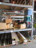 3 Shelves-Flouscent Lights,Straps,Ice Chest,Metal PCS,Light Covers,Phone Ass.