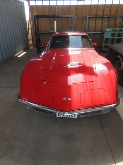 1971 Stingray Corvette