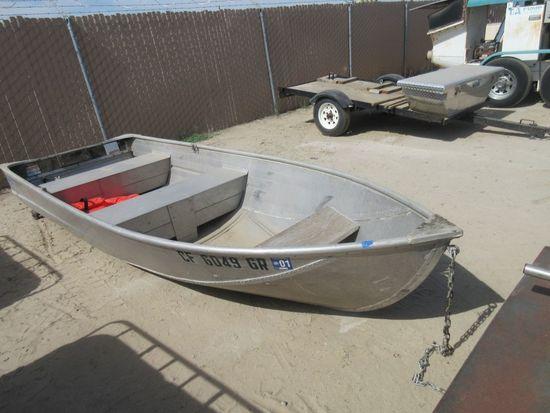 Alum Boat