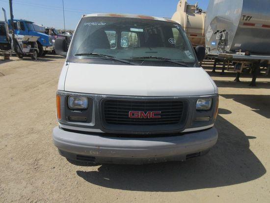 1998 GMC 1500 Cargo Van