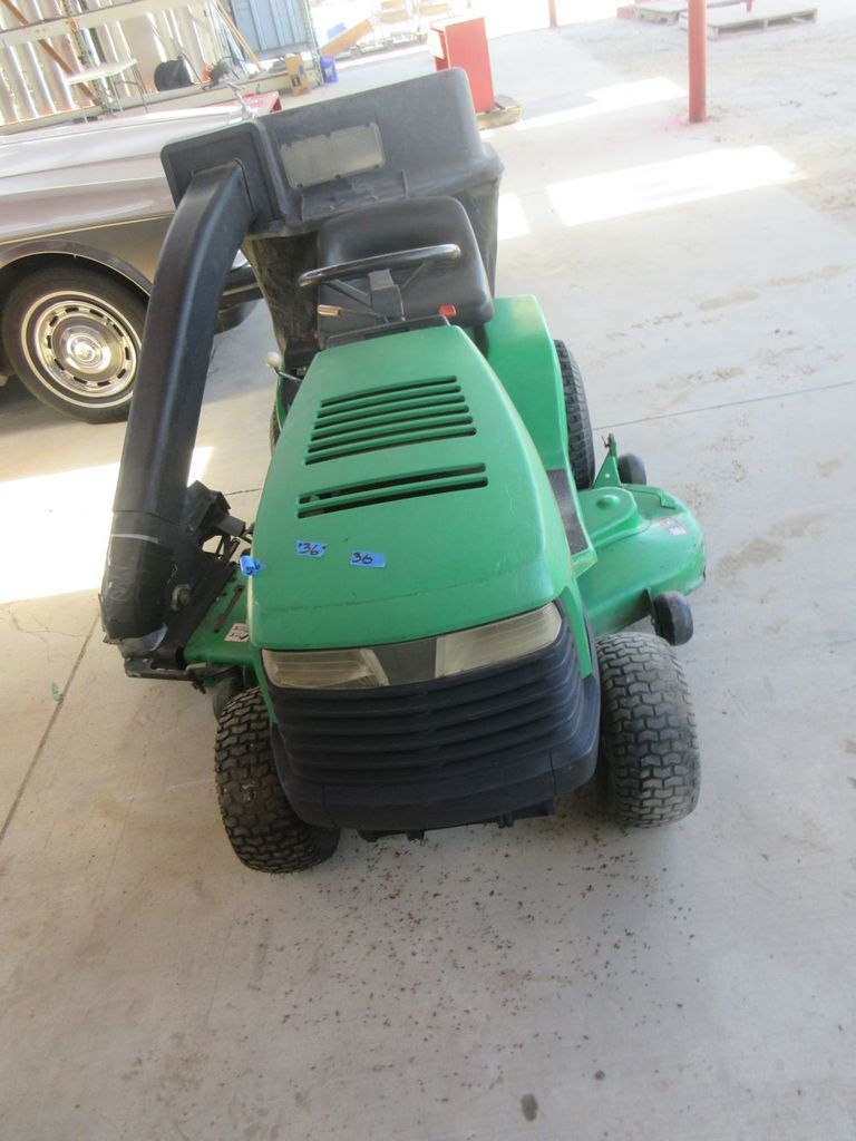JD Sabre Mower