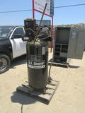Upright US General Air Compressor w/ 5HP Electric Motor Single Phase