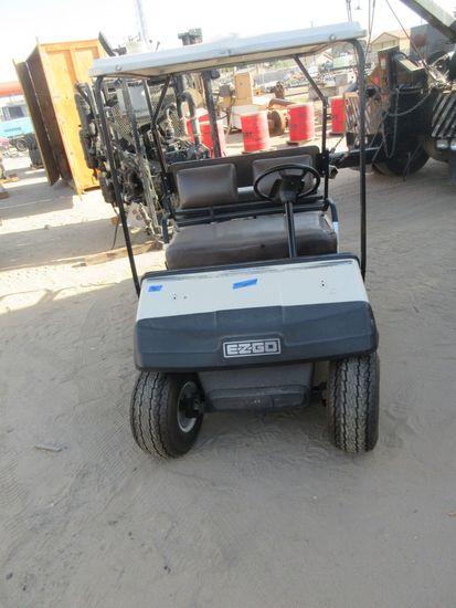 Golf Cart- Needs Batteries