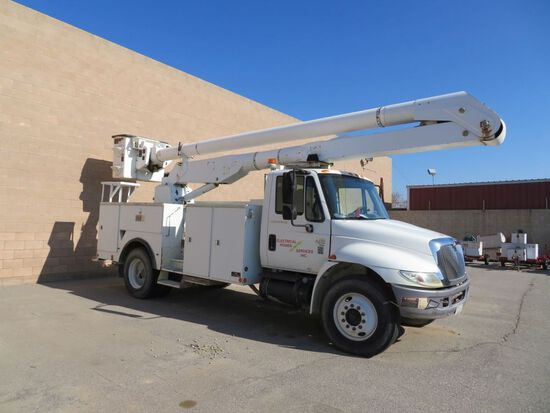 Electrical Power Services Bankruptcy Auction