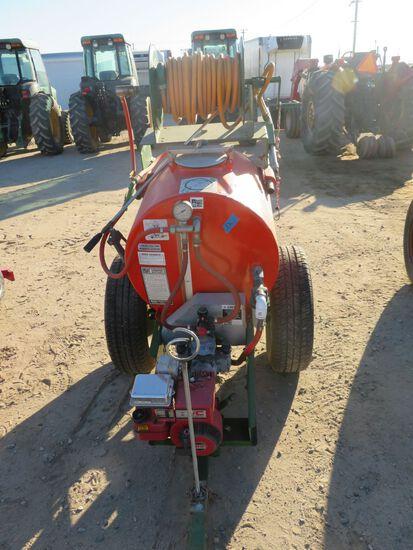 Rears Sprayer w/Hose Reel Engine Driven