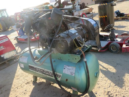 Speedaire Air Compressor. 15 HP 3 Phase