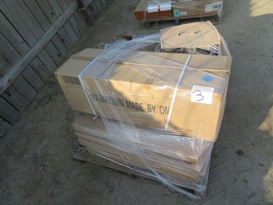 Mannequin, Lg SS Pot, Chair