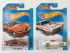 Hot Wheels Scavenger Hunt 11 Dodge Charger R/T and 70 Pontiac GTO Judge Kroger Mission Madness
