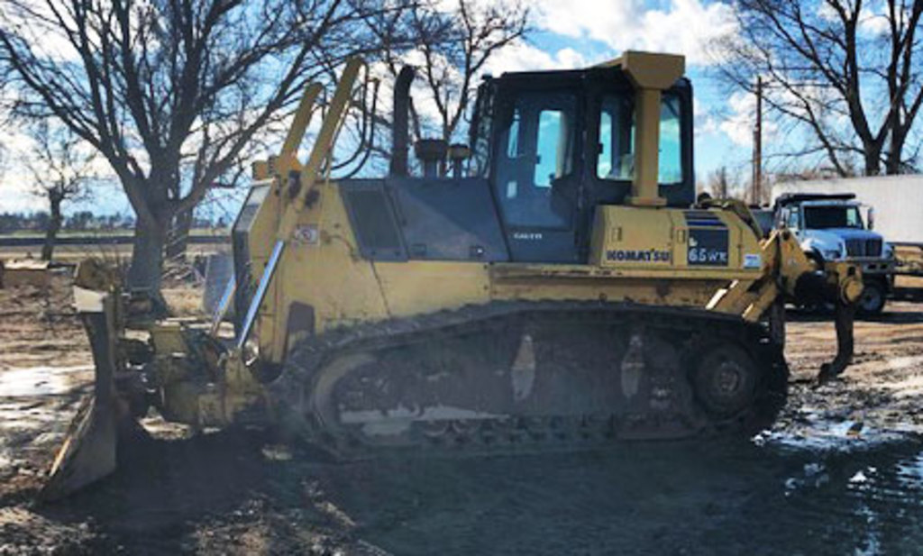 Construction Equipment & Collector Car Auction