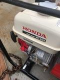 4In. Trash Pump w/ Honda 30X Gas Eng.