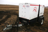 Magnum Power Products 65KW Port. Generator on Trailer;