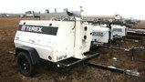 2014 Terex Mdl. AL5 Generator Flood Lite Units