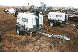 Wacker Neuson LTN8 Dsl. Port. Generator Flood Lite Unit