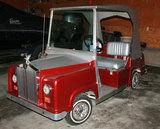 Royal Ride Rolls Royce Style Body Elec. Golf Cart