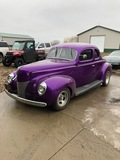 1939 Ford Coupe Hot Rod